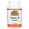 Natural Factors, Stress B Formula, Plus 1,000 mg Vitamin C, 90 Tablets