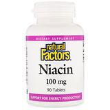 Витамин B3 (Ниацин) для похудения