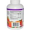Natural Factors, C 500 mg、ピーチ、パッションフルーツとマンゴーフレーバー、180チュアブルウェーハス