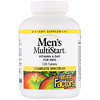 Natural Factors, Men's MultiStart, VitaMin A Day for Men, 120 Tablets