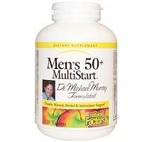 Комплекс мультивитаминов «MultiStart» для мужчин старше 50 лет, 120 таблеток - фото