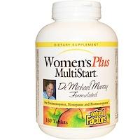 Женские мультивитамины, 180 таблеток - фото