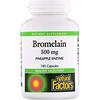 Бромелаин, 500 мг, 180 капсул