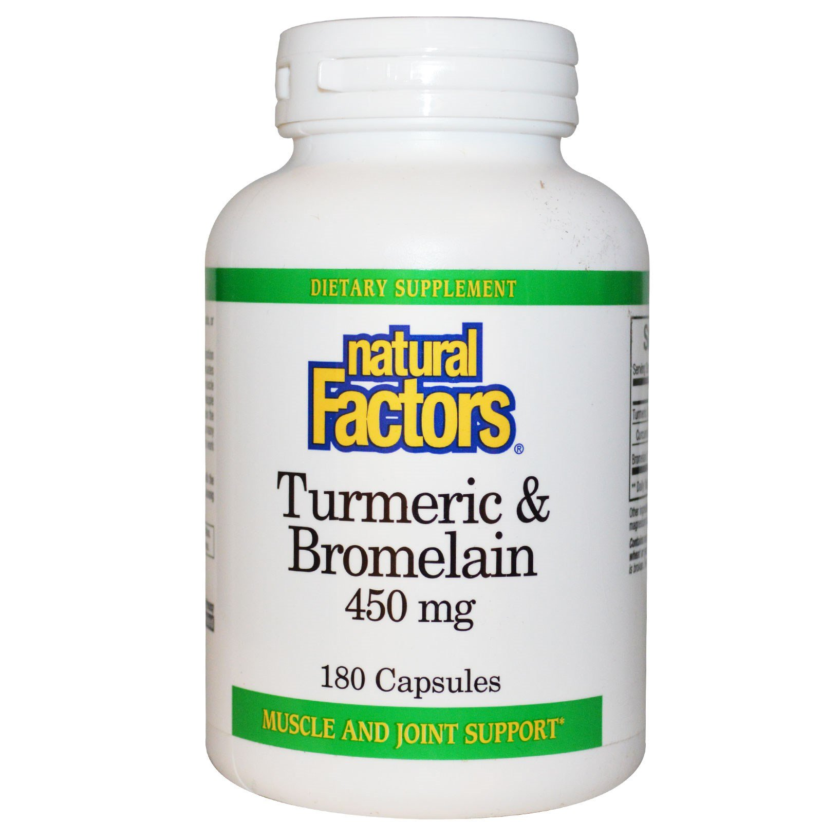 Natural Factors Curcumin Reviews