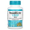 Natural Factors, Travel Biotic, BB536, 10млрд жизнеспособных клеток, 60растительных капсул