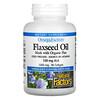 Natural Factors, Flaxseed Oil, 1,000 mg, 90 Softgels