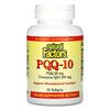 Natural Factors,  PQQ-10, PQQ 20 mg, CoQ10 200 mg, 30 Softgels