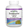 Natural Factors, Suntheanine, 100 mg , 120 Chewable Tablets