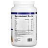 Natural Factors, Whey Factors, сывороточный протеин Grass Fed, натуральный вкус французской ванили, 907г (2 фунта)