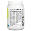 Natural Factors, VegiDay, Vegan Organic All In One Nutritional Shake, French Vanilla, 15.2 oz (430 g)