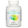Natural Factors, 3 Brains, Ultimate Neuro Complex, 120 Vegetarian Capsules