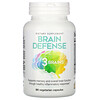 Natural Factors, 3 Brains, Brain Defense, 90 Vegetarian Capsules