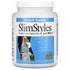 Natural Factors, SlimStyles, Weight Loss Drink Mix Powder with PGX, French Vanilla, 1 lb 12 oz (800 g)