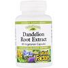 Dandelion Root Extract, 90 Vegetarian Capsules