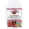 Natural Factors, CranRich, Super Strength, Cranberry Concentrate, 500 mg, 90 Capsules