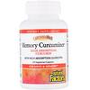 Natural Factors, CurcuminRich, Memory Curcumizer, 60 Vegetarian Capsules