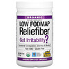 Natural Factors, Organic Low Fodmap Reliefiber, Unflavored, 5.3 oz (150 g)
