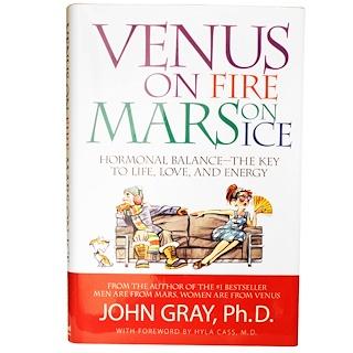 Natural Factors, «Марс во льду, Венера в огне», 253 страницы, книга в твердом переплете