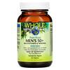Natural Factors, Whole Earth & Sea, Men's 50+ Multivitamin & Mineral, 60 Tablets