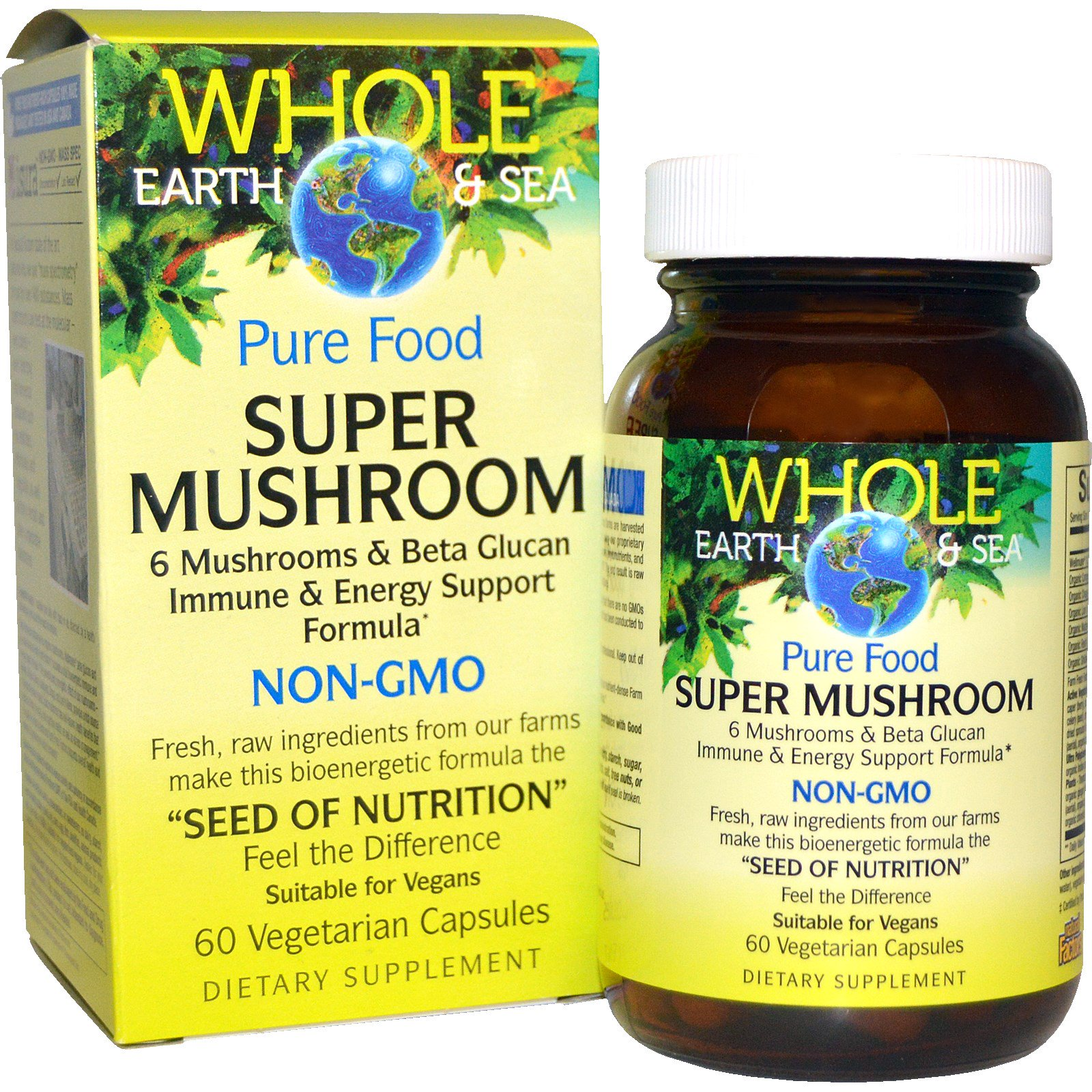 Image result for Natural Factors Super Mushroom