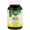 Natural Factors, Whole Earth & Sea, Women's Prenatal Multivitamin & Mineral, 60 Tablets