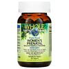 Natural Factors, Whole Earth & Sea, Women's Prenatal Multivitamin & Mineral, 60 Tablets