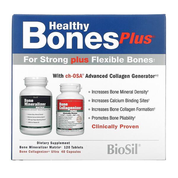Healthy Bones Plus, программа из двух частей