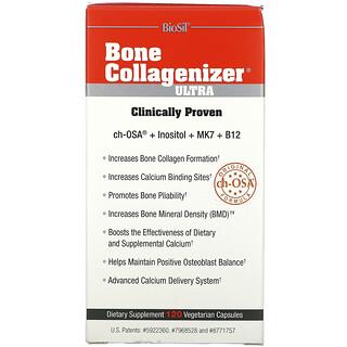 BioSil by Natural Factors, Bone Collagenizer Ultra, 120вегетарианских капсул