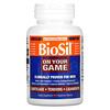 BioSil by Natural Factors, BioSil, On Your Game, 60 Vegetarian Capsules