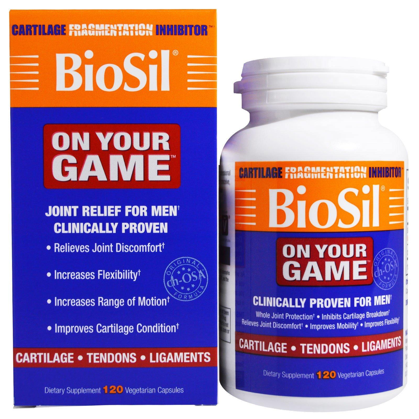 Biosil 120 caps