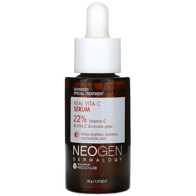Купить Neogen Real Vita C Serum, 1.12 oz (32 g)