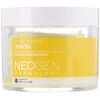 Neogen, Bio-Peel+, Gaze exfoliante, Citron, 30 Pièces