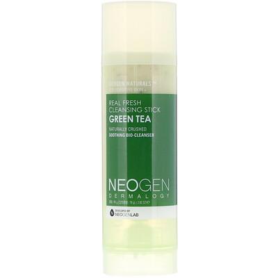 Купить Neogen Real Fresh Cleansing Stick, Green Tea, 2.82 oz (80 g)