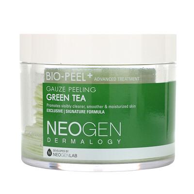 Купить Neogen Bio-Peel, диски для пилинга, зеленый чай, 30шт., 200мл