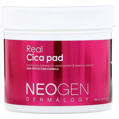 Купить Neogen Диски для пилинга Real Cica, 150мл