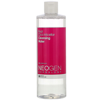 Neogen, Real Cica Micellar Cleansing Water, 13.52 fl oz (400 ml)