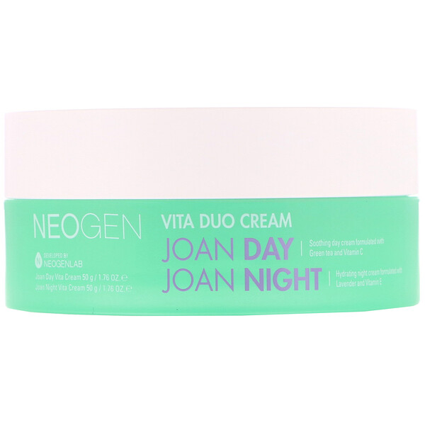 Vita Duo Cream, Joan Day & Joan Night, 3.52 oz (100 g)