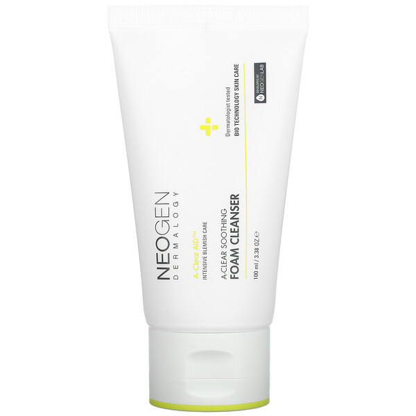 A-Clear Soothing Foam Cleanser, 3.38 oz (100 ml)