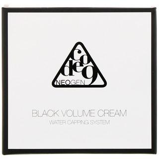 Neogen, Code 9, Black Volume Cream, 2.64 fl oz (80 ml)