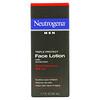Neutrogena, Hombres, Loción facial de triple protección con bloqueador solar, SPF 20, 50 ml (1,7 fl oz)