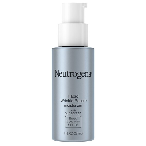 Neutrogena, Rapid Wrinkle Repair Moisturizer SPF 30, 1 fl oz (29 ml)