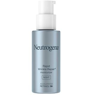 Neutrogena, Rapid Wrinkle Repair, Moisturizer, Night, 1 fl oz (29 ml)