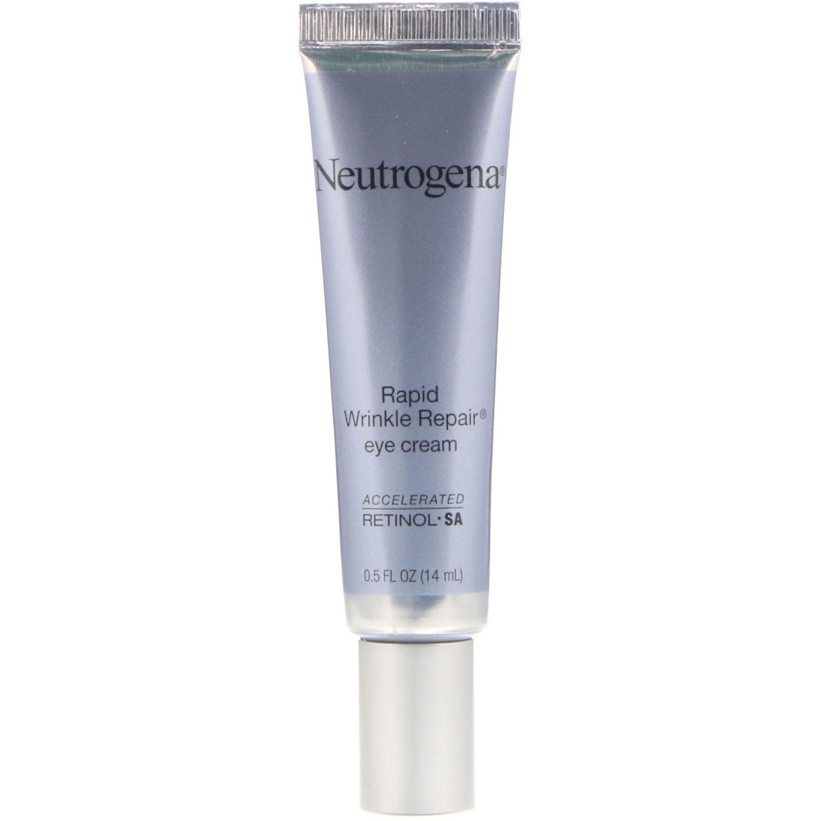Neutrogena, Rapid Wrinkle Repair, Eye Cream, 0.5 fl oz (14 ml) - iHerb