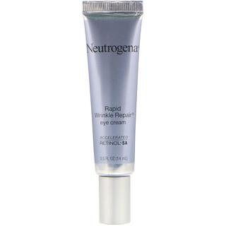 Neutrogena, RapidWrinkleRepair, Crema para el contorno de los ojos, 14ml (0,5oz.líq.)