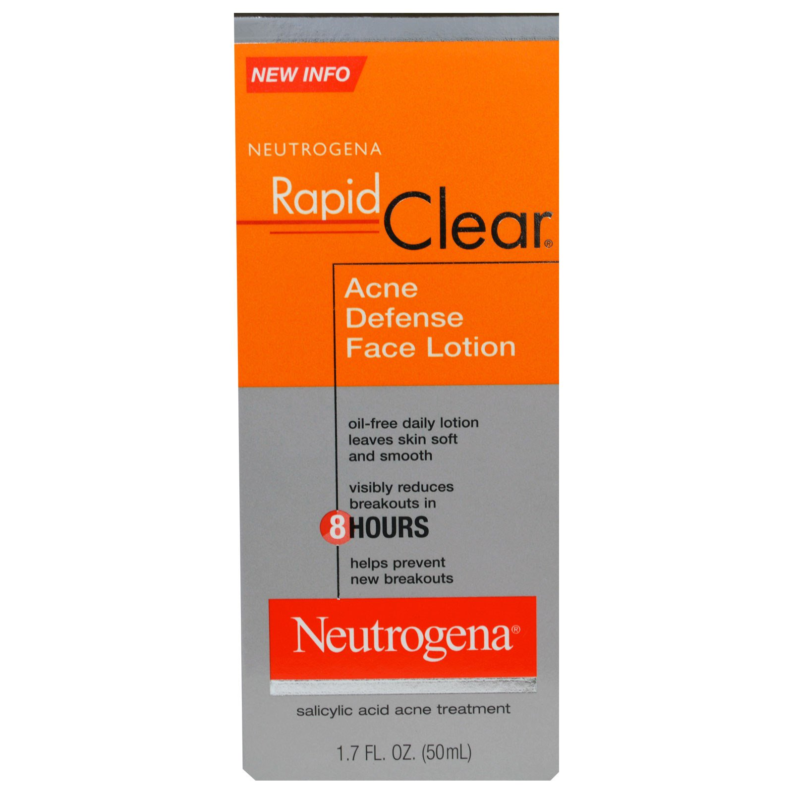 2 Pack - Neutrogena Rapid Clear Treatment Pads 60 Each Nu-Pore, Soothing Makeup Remover, Lavender Essence, 20 Wipes(pack of 4)