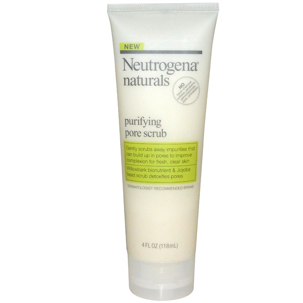 Neutrogena, Purifying Pore Scrub, 4 fl oz (118 ml)