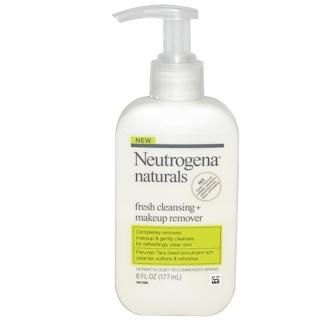 Neutrogena, フレッシュクレンジング + メイクアップリムーバー,  6 液量オンス (177 ml)