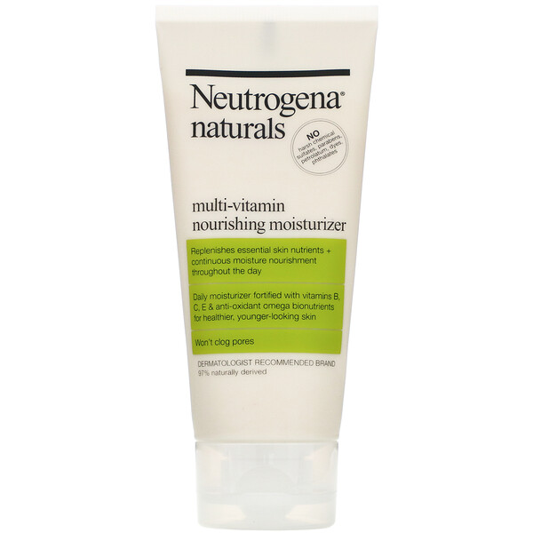 Multi-Vitamin Nourishing Moisturizer (humectante), 3 fl oz (88 ml)