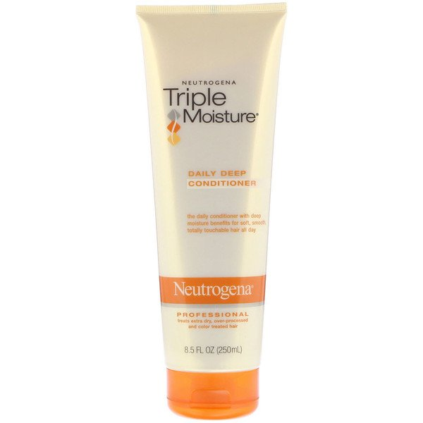 Triple Moisture, Daily Deep Conditioner, 8.5 fl oz (250 ml)