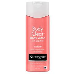 Neutrogena, 爽身,沐浴露,粉紅葡萄柚味,8.5液盎司(250毫升)